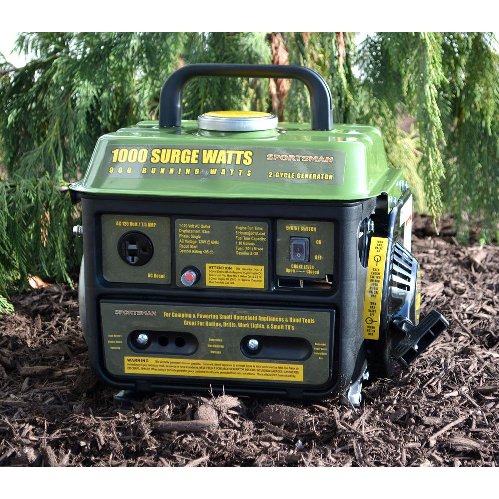 hight resolution of this review is from 1 000 900 watt gasoline powered portable generator with 2 stroke brushless motor