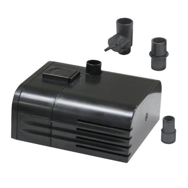 Beckett 130 Gph Pump And Uv Pond Filter-m130uv - Home