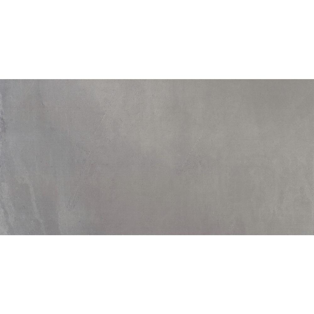 metro charcoal 12 in x 24 in glazed porcelain floor and wall tile 16 sq ft case nmetcha1224 203673203