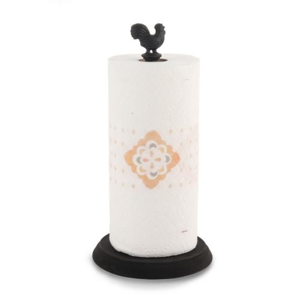 Black Countertop Paper Towel Holders