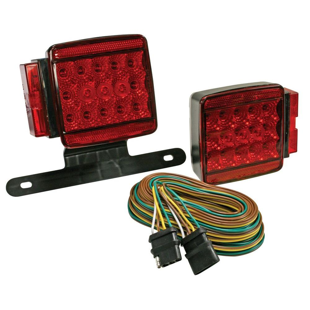 Trailer Wiring Kit Home Depot