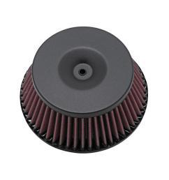 k n 89 06 kawasaki kdx200 97 07 klx300r air filter [ 1000 x 1000 Pixel ]