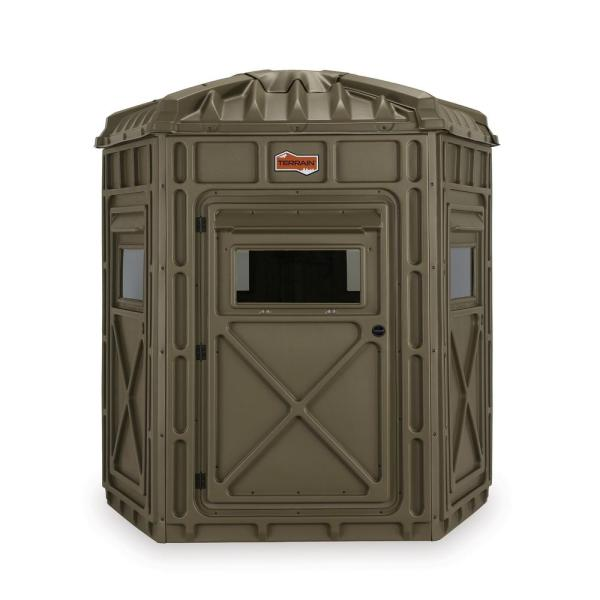 Kl Outdoor 5 Hard Sided Hunting Blind Uv Protected Space
