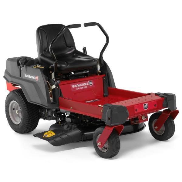 Yard Machines Gas Turn Lawn Mower 34 Single