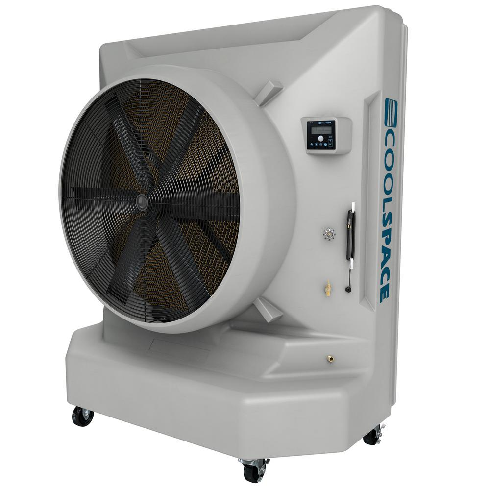 hight resolution of blizzard 50 26485 cfm 12 speed portable evaporative cooler for 6500 sq ft portacool cyclone
