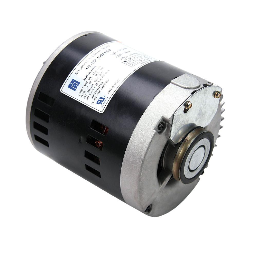 medium resolution of aspen snow cool 1 3 hp evaporative cooler motor