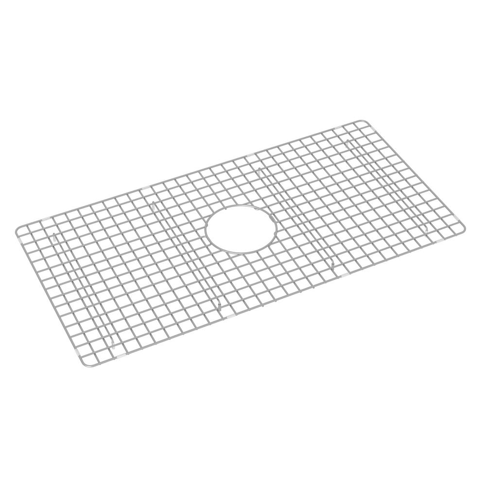 Rohl Shaws 15 in. x 29-3/4 in. Wire Sink Grid for RC3318