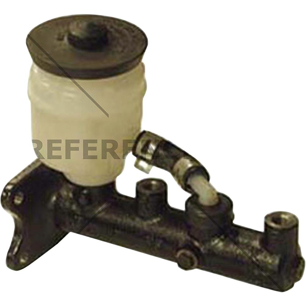 hight resolution of centric parts premium master cylinder preferred fits 1985 1988 toyota cressida 4runner pickup