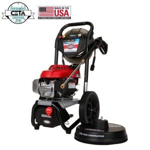 Megashot 3000 Psi At 2 4 Gpm Honda Gcv160 Premium Gas Pressure Washer