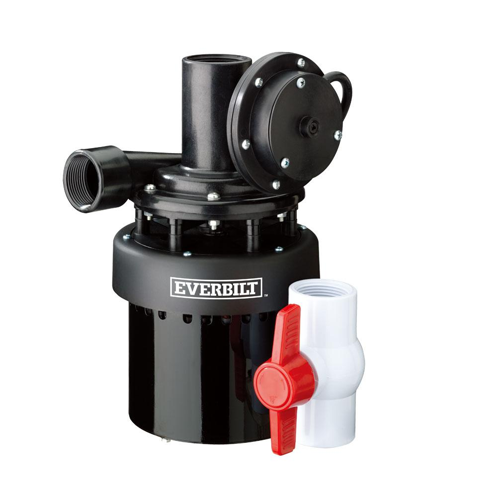 medium resolution of 1 3 hp utility sink pump