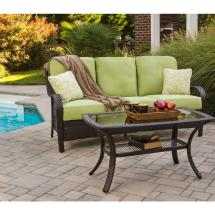 Hanover Strathmere Allure 2-piece Patio Set With Oversized