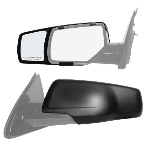 small resolution of snap zap clip on towing mirror set for 2015 2018 chevrolet suburban