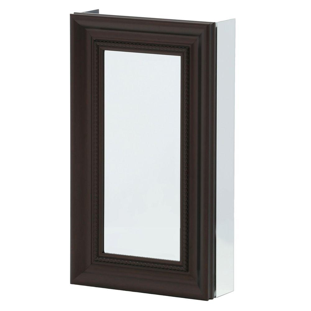 Pegasus 15 in. x 26 in. Framed Recessed or Surface