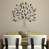 Stratton Home Decor Tree Wall Decor-SHD0128 - The Home Depot