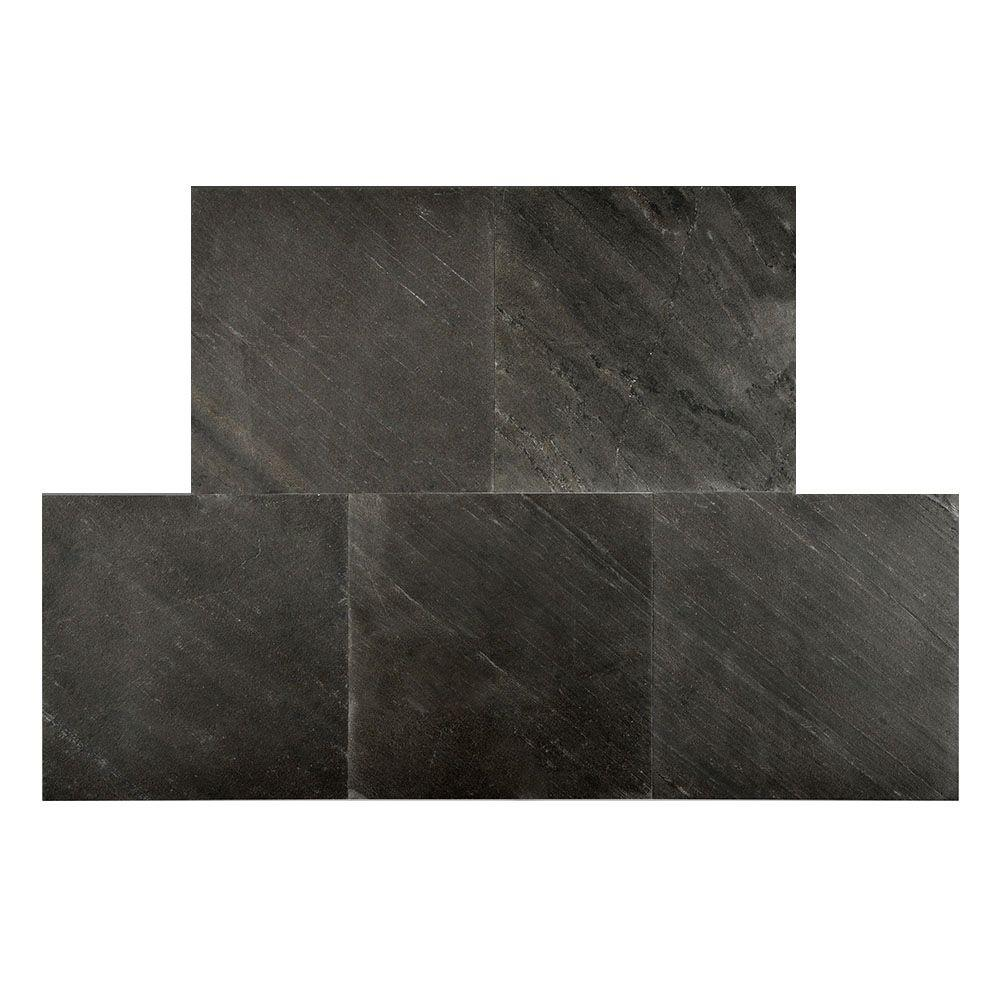 yacht harbor 4 in x 12 in x 8 mm slate accent and strip wall tile 99017 202273459