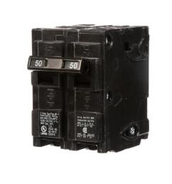 siemens 50 amp double pole type mp circuit breaker mp250 the home depot [ 1000 x 1000 Pixel ]