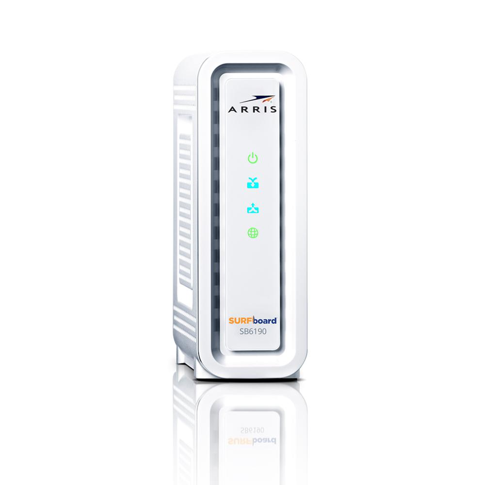 3.0 32 x 8 Cable Modem Refurbished Long Range Wifi WLAN