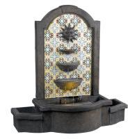 Kenroy Home Cascada Lighted Outdoor Fountain-50721MD - The ...