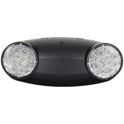 small resolution of this review is from elm2 led b m12 quantum 2 light black led emergency fixture unit