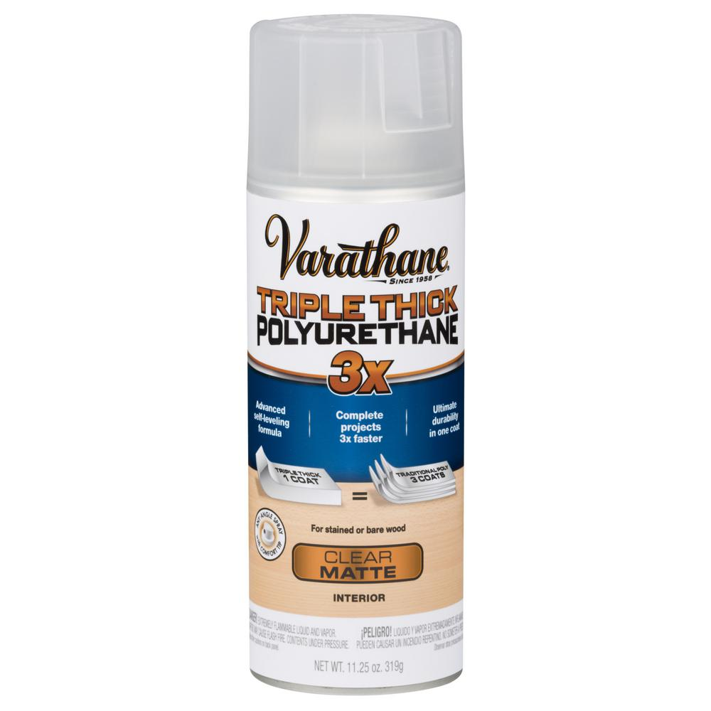 Can You Spray Polyurethane Finish