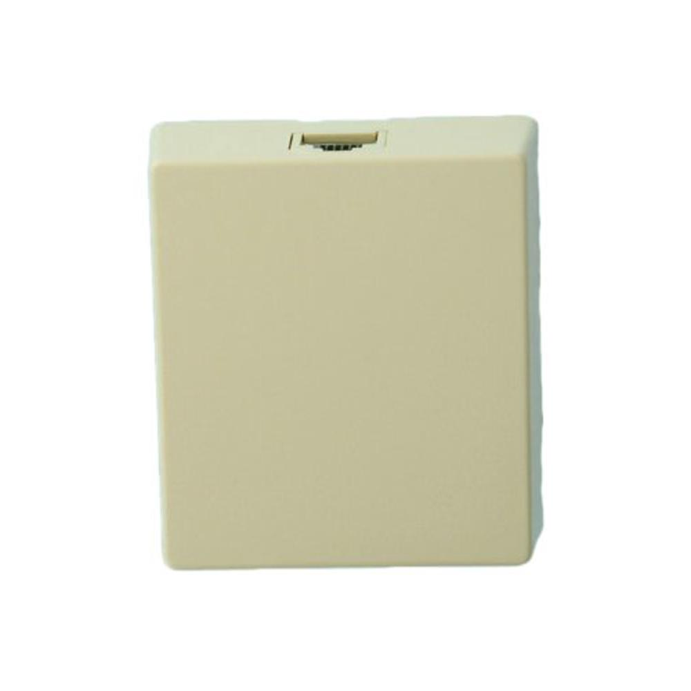 hight resolution of 6p6c surface mount jack type 625a2 ivory