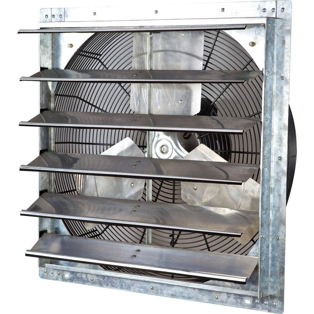 types of kitchen exhaust fans faucets pull down iliving 4200 cfm power 24 in variable speed shutter fan