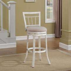 Kitchen Bar Stool Island And Table White Stools Dining Room Furniture The Home Depot Palazzo 26 In Antique Swivel Counter