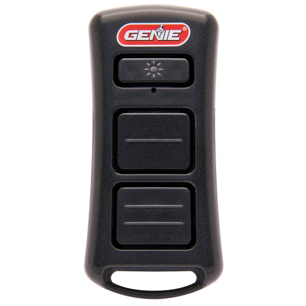 Genie Intellicode Garage Door Opener Remote 5 Genie Garage Door