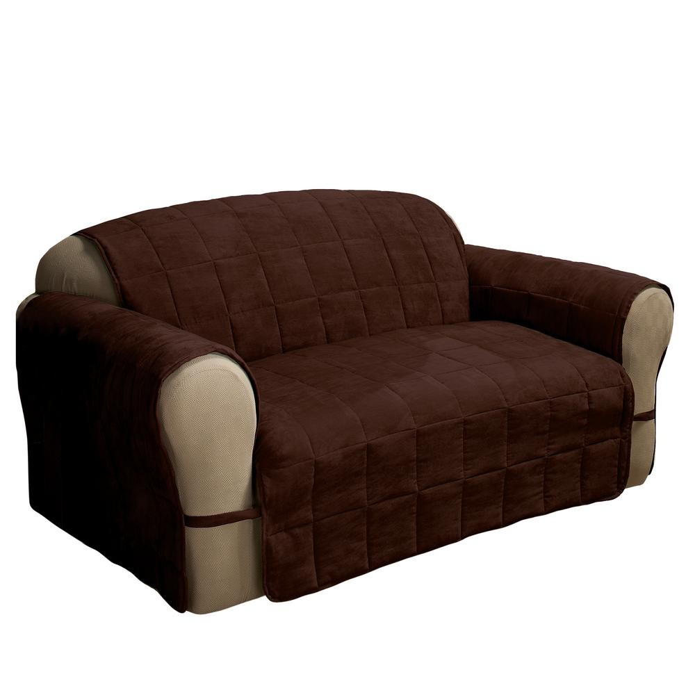 faux suede sofa cleaning instructions ashley furniture millennium leather innovative textile solutions chocolate ultimate protector
