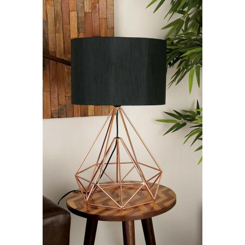 small resolution of litton lane 15 in x 26 in modern drum type metal wire table lamp light socket wiring diagram wiring a lamp table