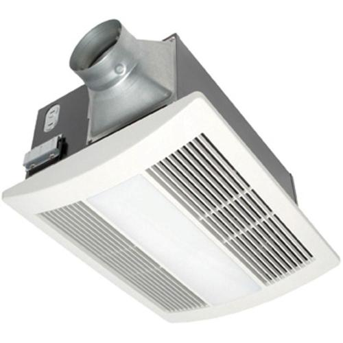 small resolution of panasonic whisperwarm 110 cfm ceiling exhaust bath fan with light and heater