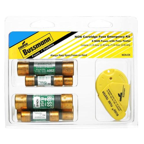 small resolution of cooper bussmann non series emergency cartridge fuse kit