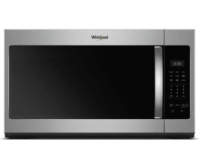 Over The Range Microwave In Stainless Steel With Electronic Touch
