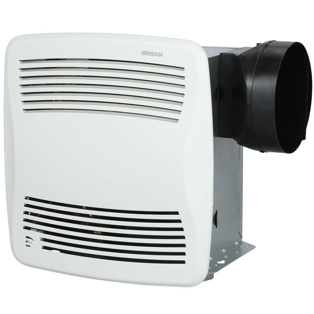 Bathroom Exhaust Fan Very Quiet 110 CFM Ceiling Humidity Sensing Air Ventilation 692760298867  eBay