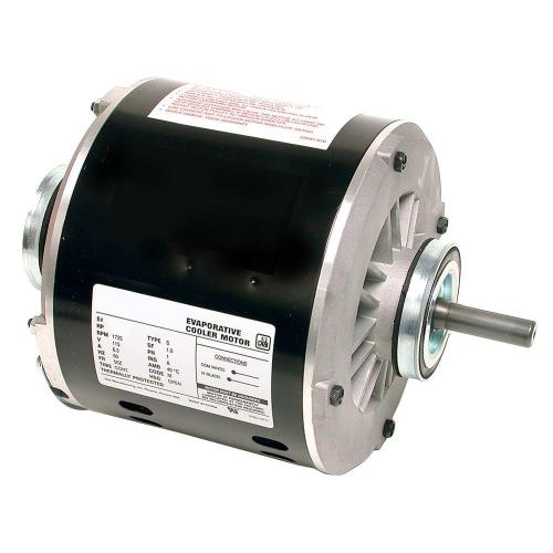 small resolution of 2 speed 3 4 hp evaporative cooler motor