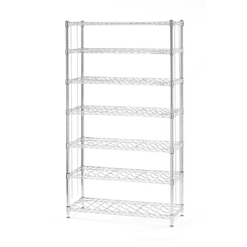 TRINITY 5-Tier Outdoor Wire 48 in. x 18 in. x 72 in