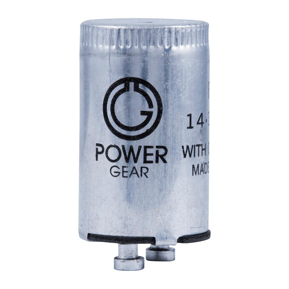 medium resolution of power gear fluorescent starter fs 2 2 pack