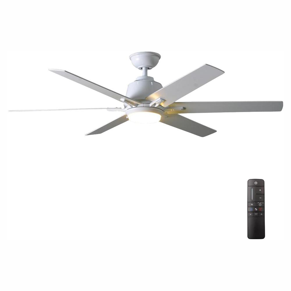 medium resolution of home decorators collection kensgrove 54 in integrated led indoor electrical wiring in the home multiple ceiling fan questions ceiling