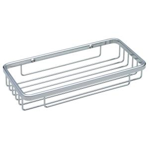 Franklin Brass Wall-Mounted Wire Soap Dish in Bright