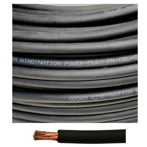 small resolution of internet 307817808 windynation 8 gauge 8 awg 100 ft black welding battery pure copper flexible cable