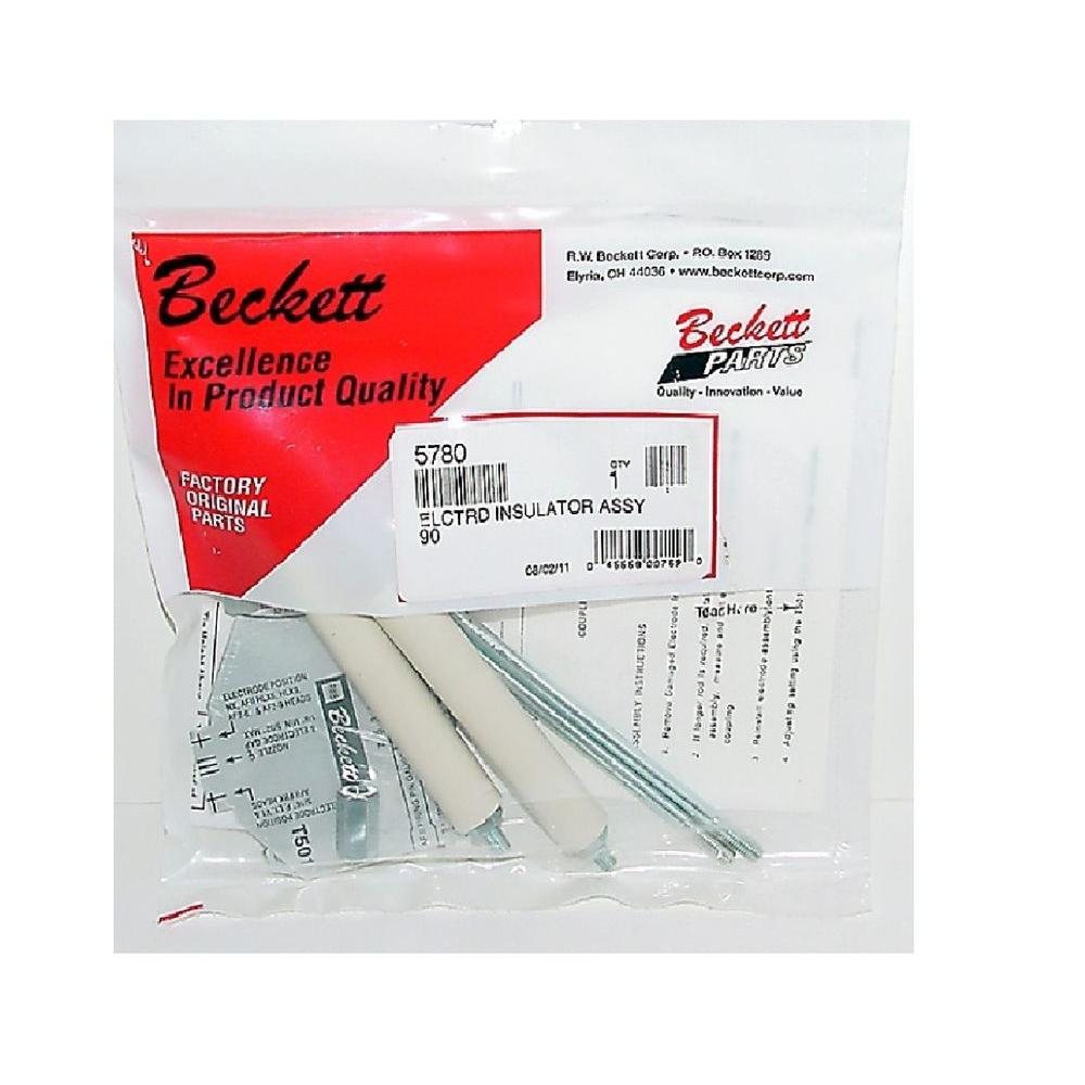 hight resolution of beckett oil burner electrode assembly