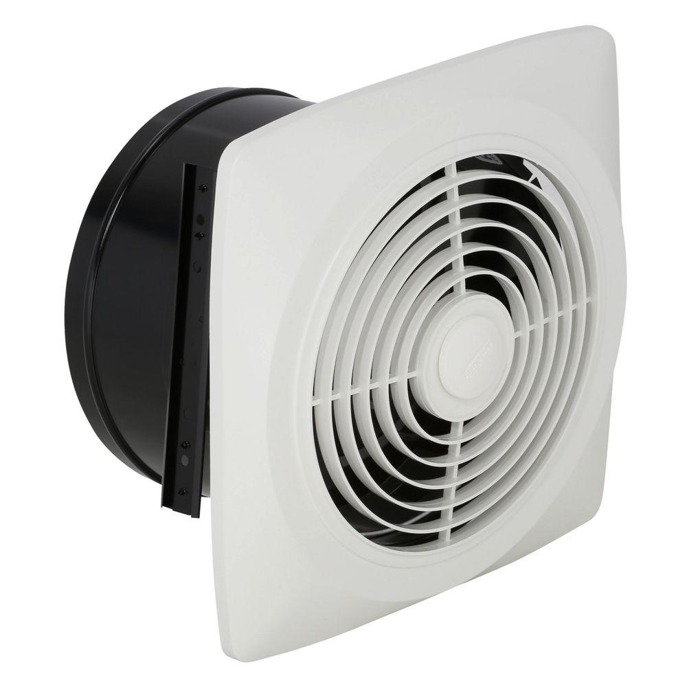 Broan 350 CFM Ceiling Vertical Discharge Exhaust Fan