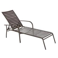 Iron Chaise Lounge Chairs Steel Chair India Outdoor Lounges Patio The Home Depot Featured
