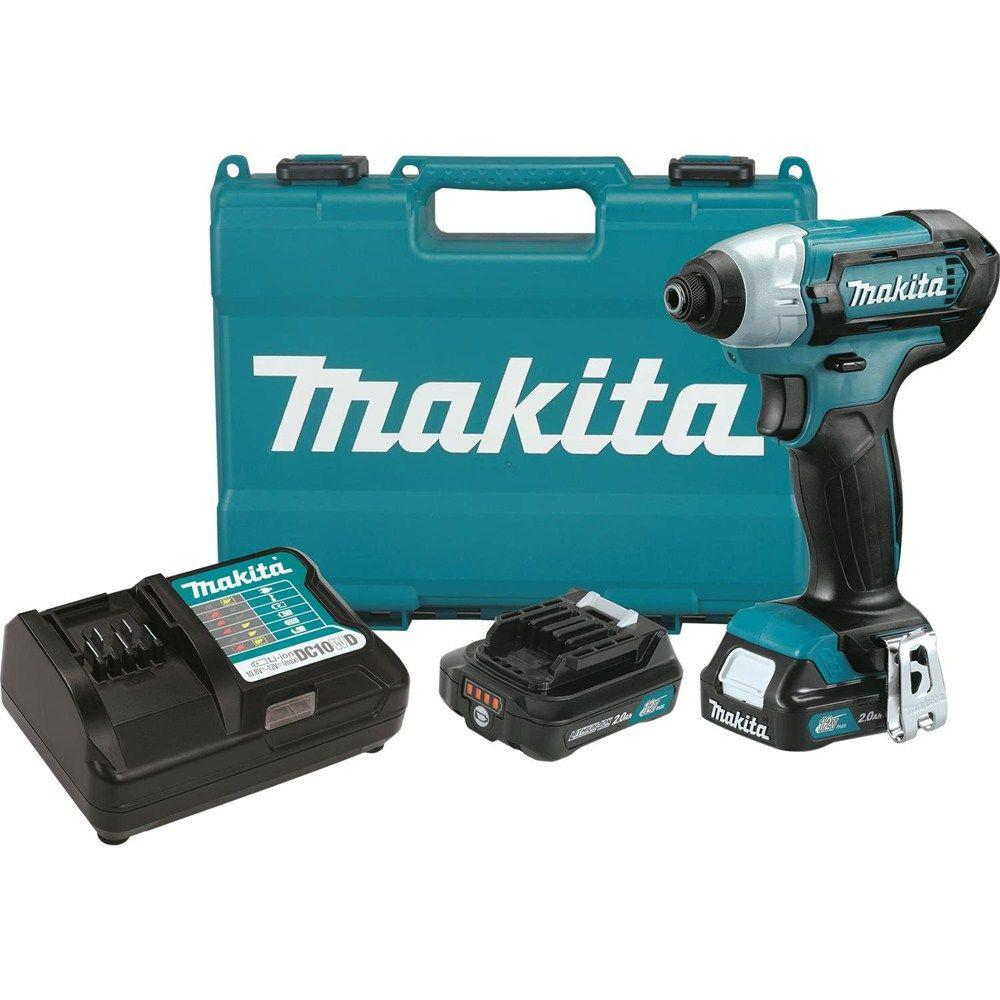 Makita Impact Drill Set