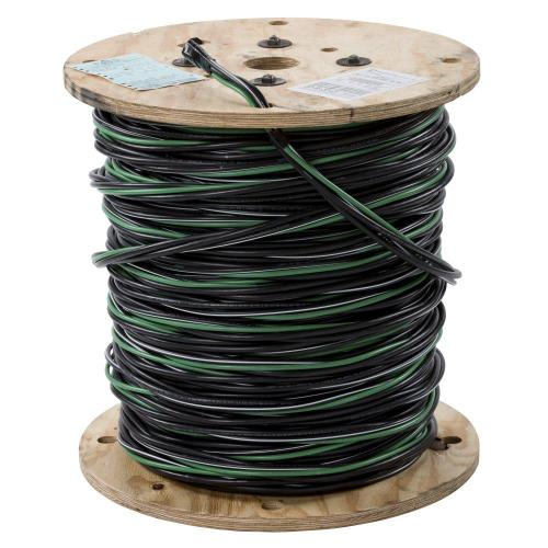 small resolution of southwire 500 ft 2 2 4 6 black stranded al mhf use