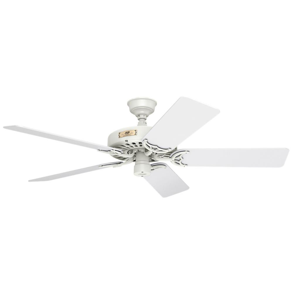 Hunter Original 52 in. Indoor/Outdoor White Ceiling Fan