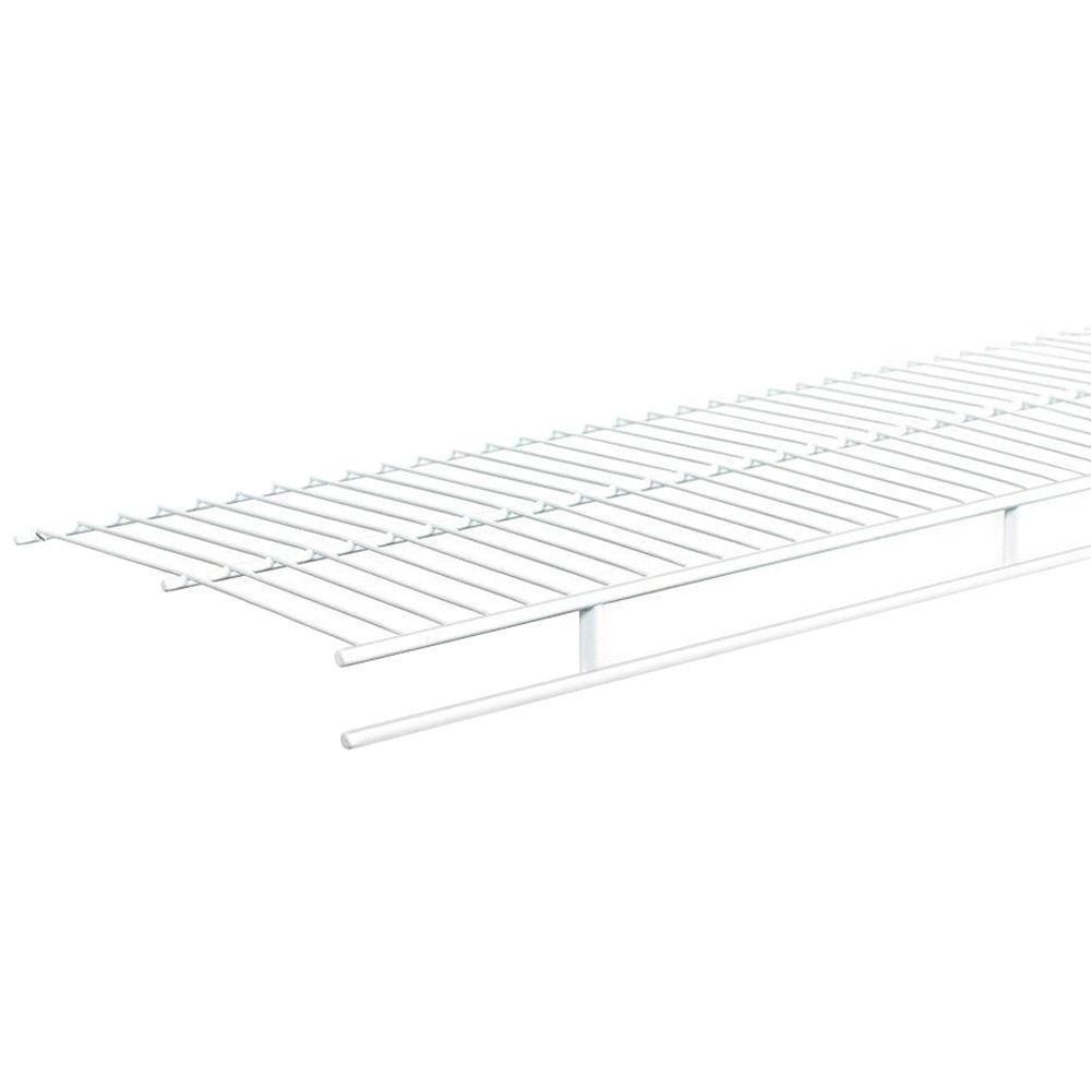 CLOSETMAID Shelf and Rod 6 ft. x 12 in. Ventilated Wire