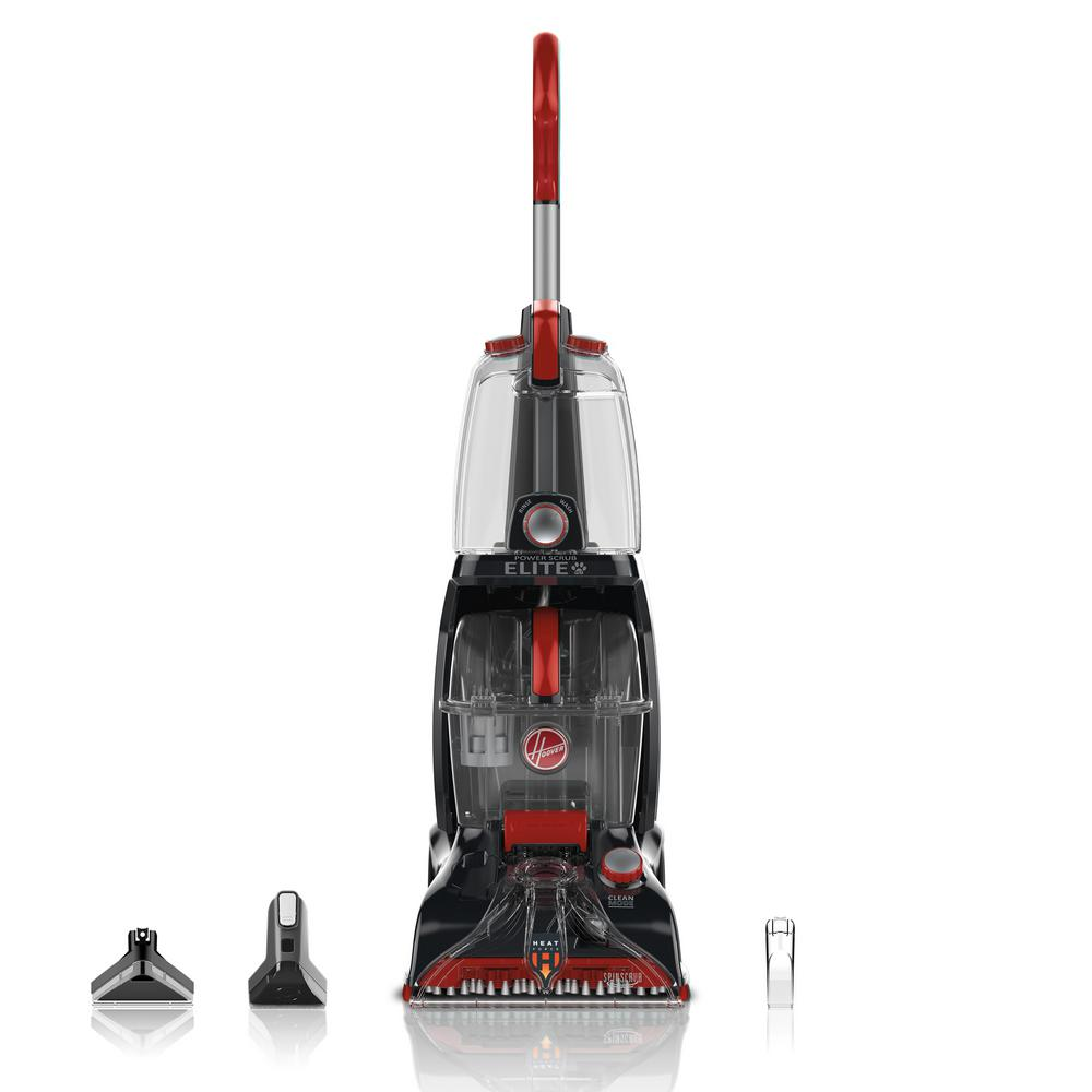 hight resolution of hoover professional series power scrub elite pet plus upright carpet cleaner