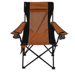 Home Depot Camping Chairs Catnapper Lift Orange Furniture The Victoria Desert Sling Chair