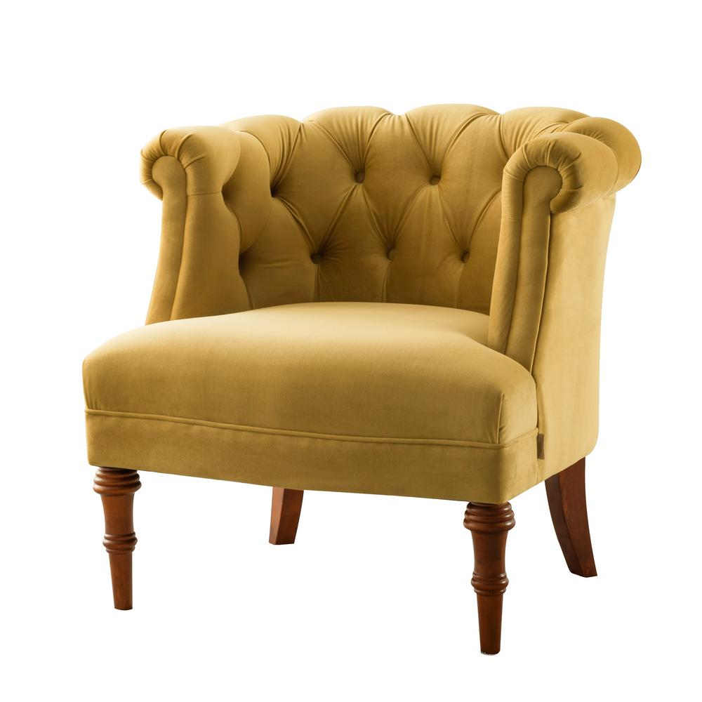 unique accent chairs wide directors chair jennifer taylor katherine gold tufted 2483 959 the
